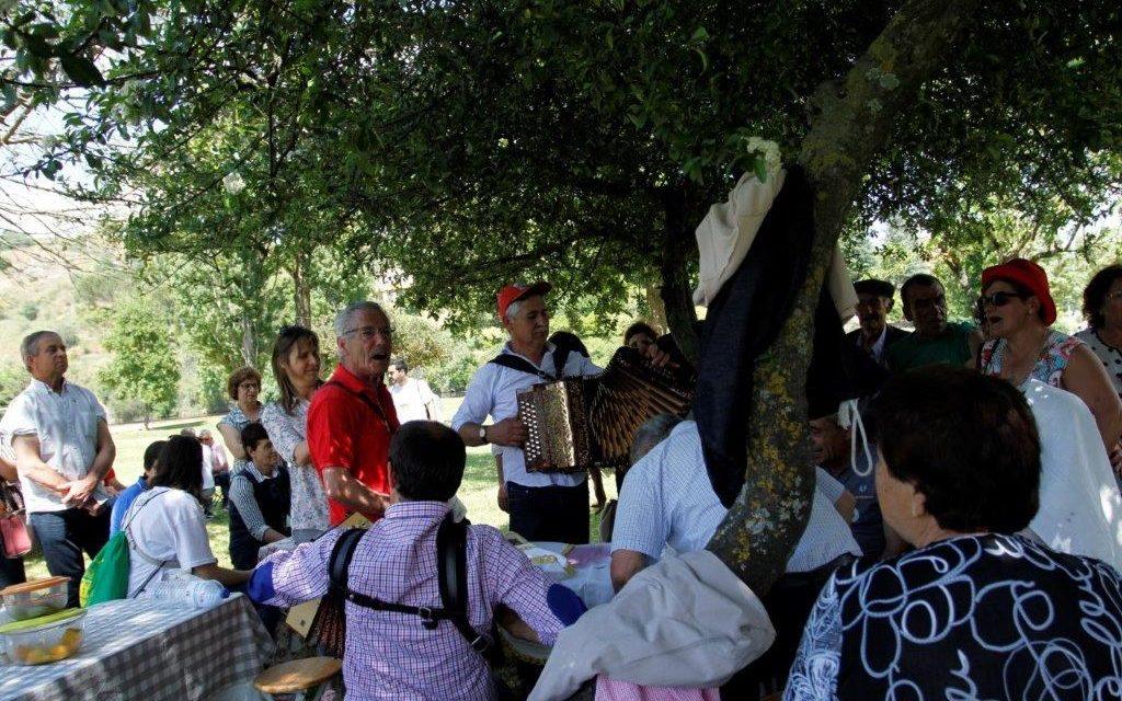Vila Nova do Campo levou 700 a Mirandela