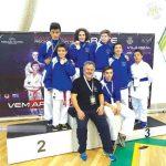 Rebordões apura-se para o Nacional de Karate