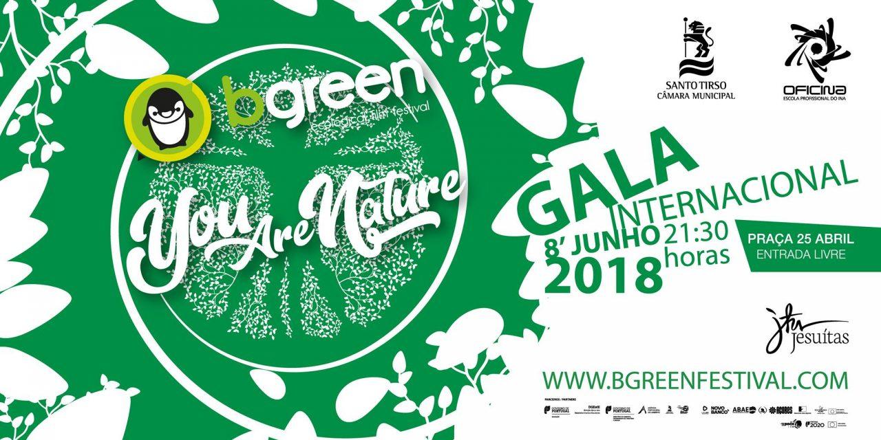 Gala do Bgreen a 8 de junho