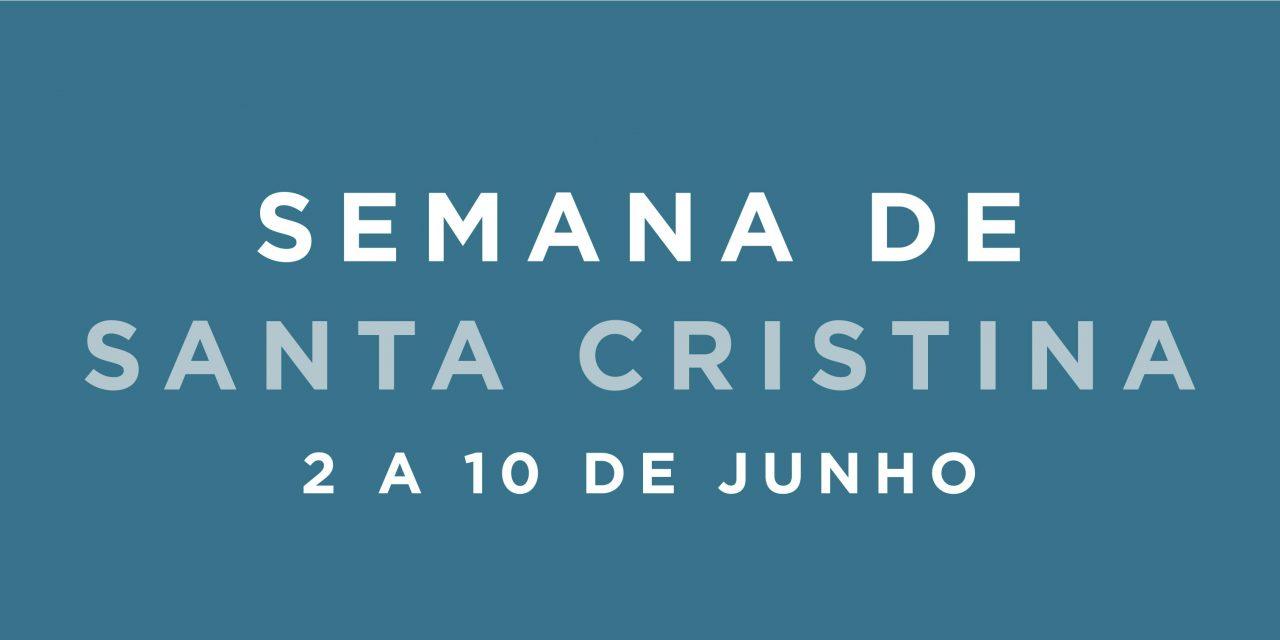 """Dez dias de atividades marcam """"Semana"""" dedicada a Santa Cristina"""