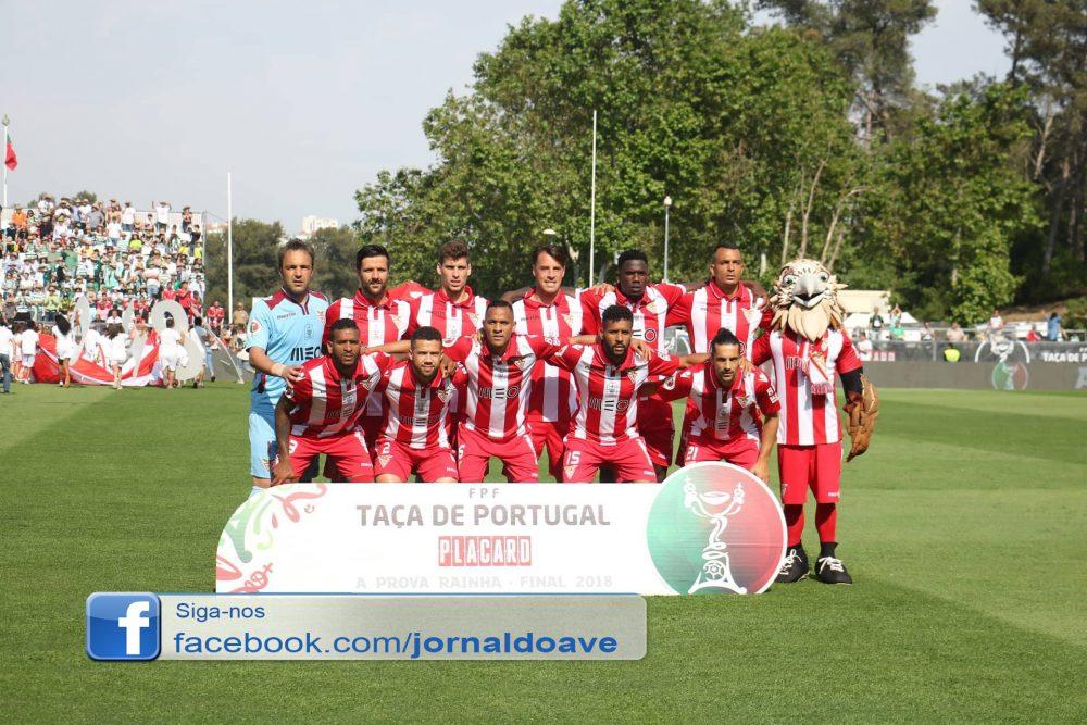CD Aves Taça de Portugal