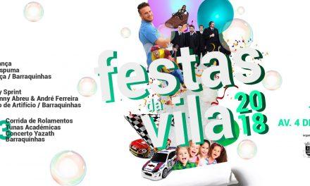 Festas da Vila com atividades para todos os gostos