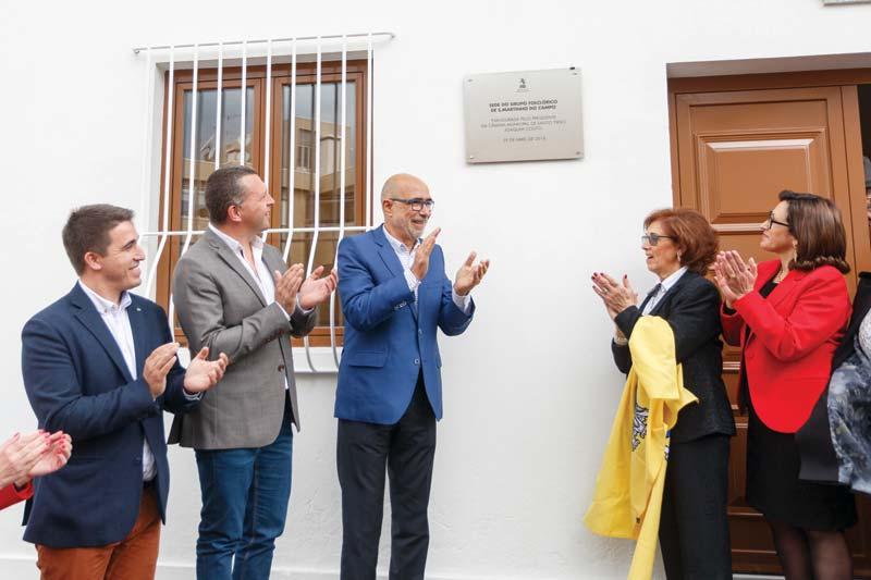 Folclórico de S. Martinho do Campo tem nova sede