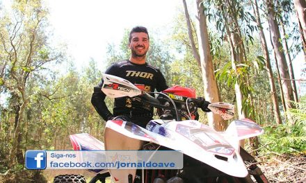 João Vale lidera campeonato espanhol (C/Vídeo)