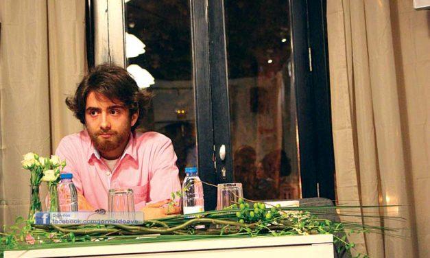 Jovem expõe fotografias na Casa de Chá