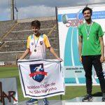 Rui Araújo foi 2.º no Salto em Altura do Olímpico Jovem