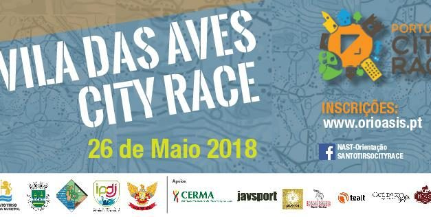 Portugal City Race em Vila das Aves