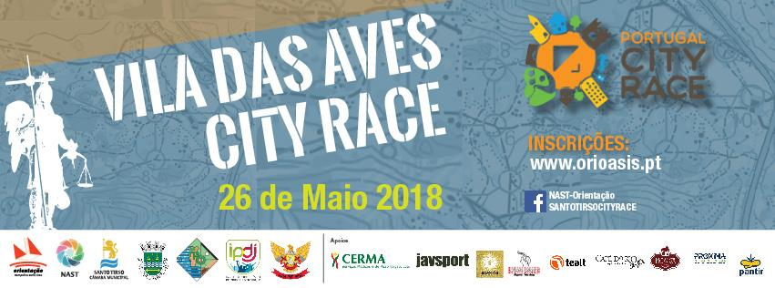 Portugal City Race em Vila das Aves