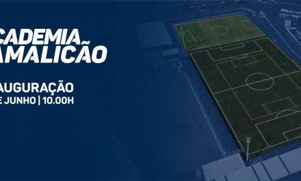 FC Famalicão inaugura Academia a 2 de junho