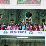 Todas as imagens da Festa da Taça de Portugal do Desportivo das Aves (Fotos e videos)