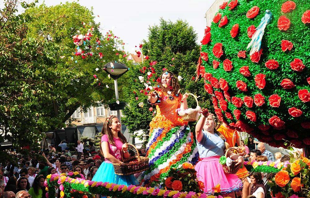 Batalha das Flores de Famalicão com número recorde de participantes