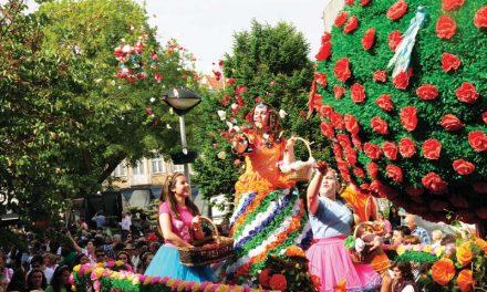 Desfile e batalha das flores embelezam Famalicão domingo, pelas 15h00