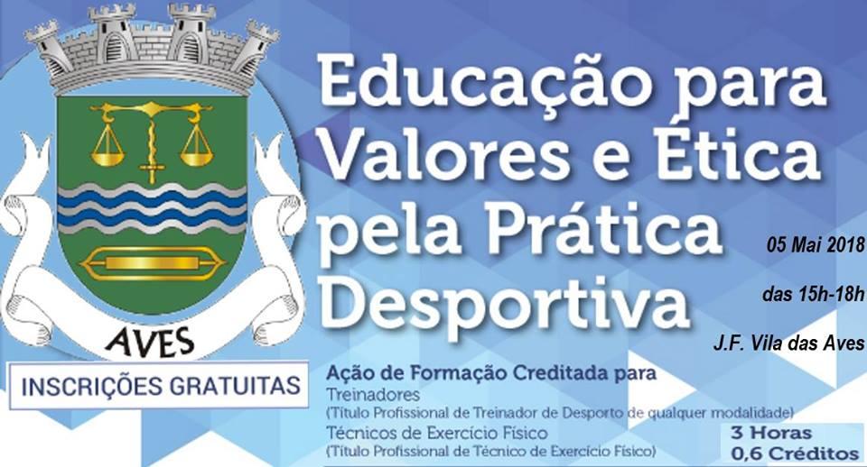 Junta de Vila das Aves promove ação de formação