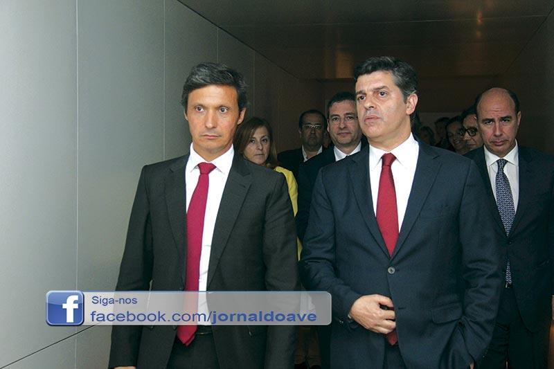 Índices económicos de Famalicão merecem elogio do ministro
