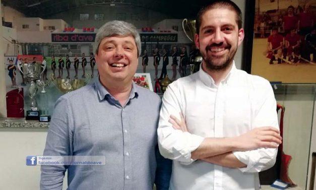 Riba d'Ave Hóquei Clube tem novo presidente
