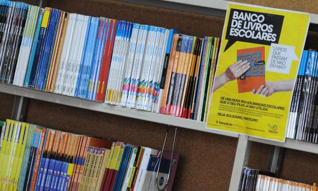Famalicão relança campanha de recolha de manuais escolares usados