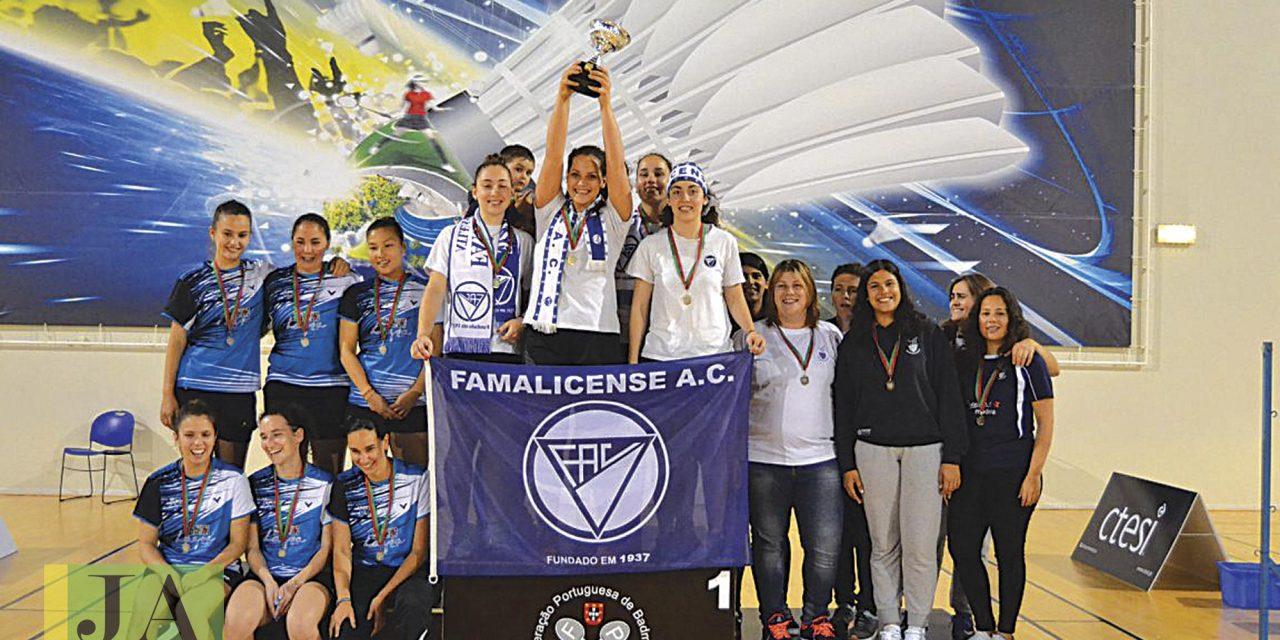 FAC é campeão nacional em Equipas Senhoras Seniores