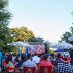 Ecrã gigante e comédia ajudam a viver o Mundial em Santo Tirso