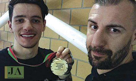 Luís Filipe foi campeão nacional em Light Contact