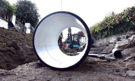 Município investe 870 mil euros em obras de saneamento e de água