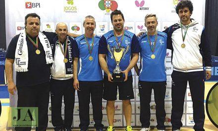 Ginásio é campeão nacional da 2.ª Divisão