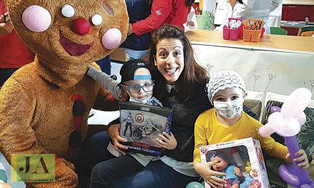 Amigos da Dianinha oferece mais de 100 brinquedos a crianças doentes