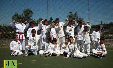2.º Mini Torneio de Karate AKV