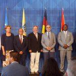 Município reforça diplomacia com cidades geminadas