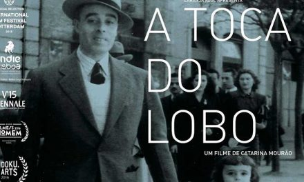 "Cinema na Casa de Camilo com o documentário ""A Toca do Lobo"""