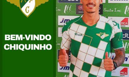 Benfica vende tirsense Chiquinho ao Moreirense