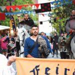 Feira Medieval Viking de Famalicão neste fim de semana