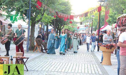 500 figurantes na Feira Medieval e Viking (c/vídeo)