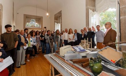"Pedro Cabrita Reis inaugura exposição ""La Grande Table, Et Al…"""