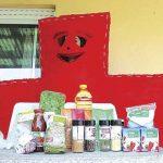 Juventude Cruz Vermelha e refugiados partilham culturas e sabores