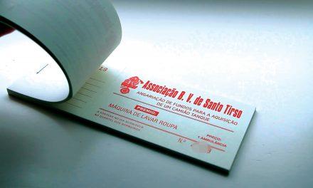 Bombeiros Vermelhos vendem rifas para comprar autotanque (c/ vídeo)