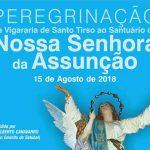 Peregrinação ao Santuário de Nossa Senhora da Assunção