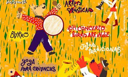 """Chinfrim"" traz colorido juvenil aos jardins da Fábrica do Rio Vizela"