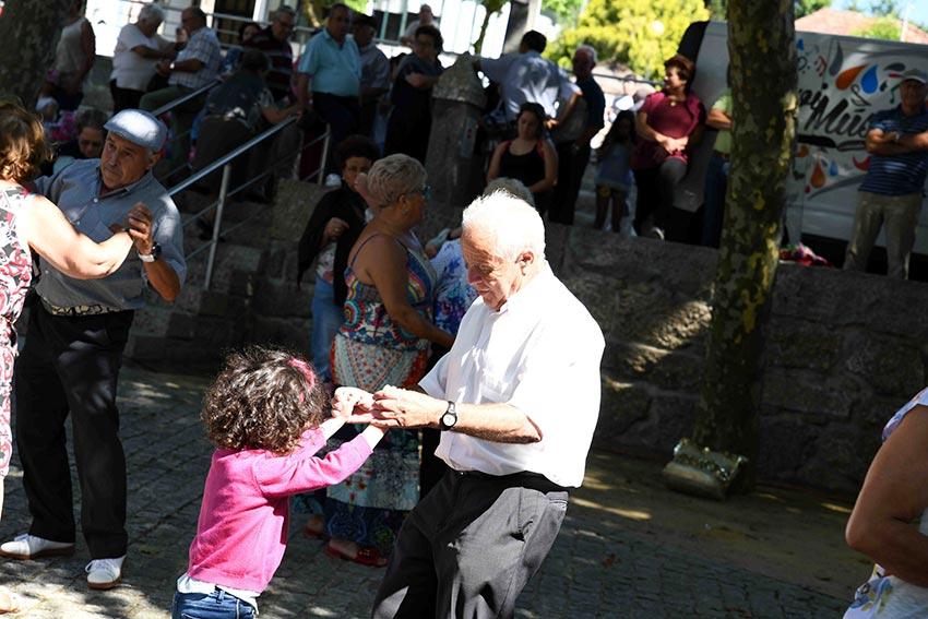 Dia Mundial dos Avós comemorado em Vila Nova de Famalicão com festa intergeracional