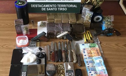 GNR de Santo Tirso detém sete homens por tráfico de droga