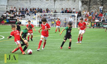 Mais de 800 crianças no Torneio de Ringe (c/ vídeo)
