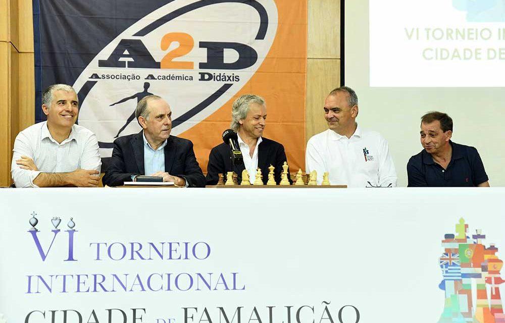 VI Torneio Internacional Cidade de Famalicão com recorde de atletas