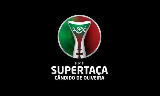 Supertaça: Desportivo das Aves perde 3-1 com FC Porto
