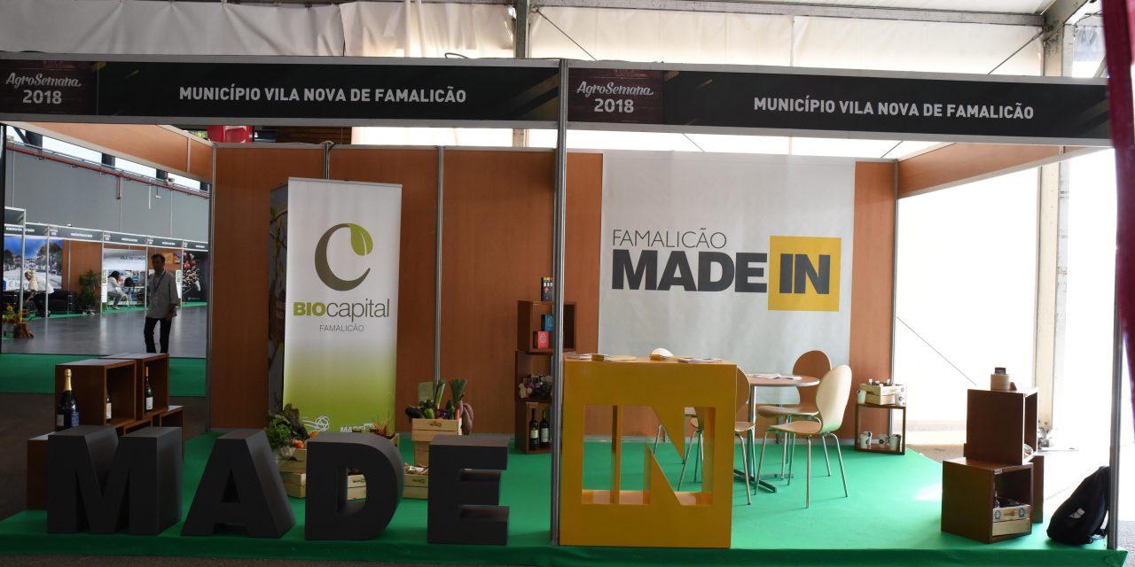 Municipio de Famalicão valoriza produtos e produtores locais na Agro Semana