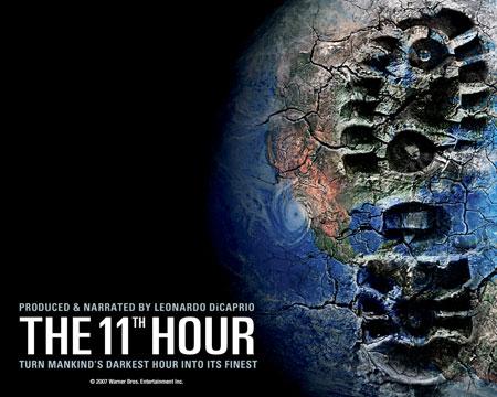 """""""Ambientar-se"""" exibe esta sexta-feira documentário """"A 11.ª Hora"""""""