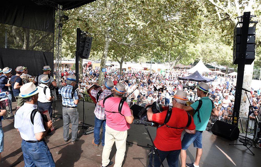 30 mil  já visitaram a Feira de Artesanato e Gastronomia de Vila Nova de Famalicão