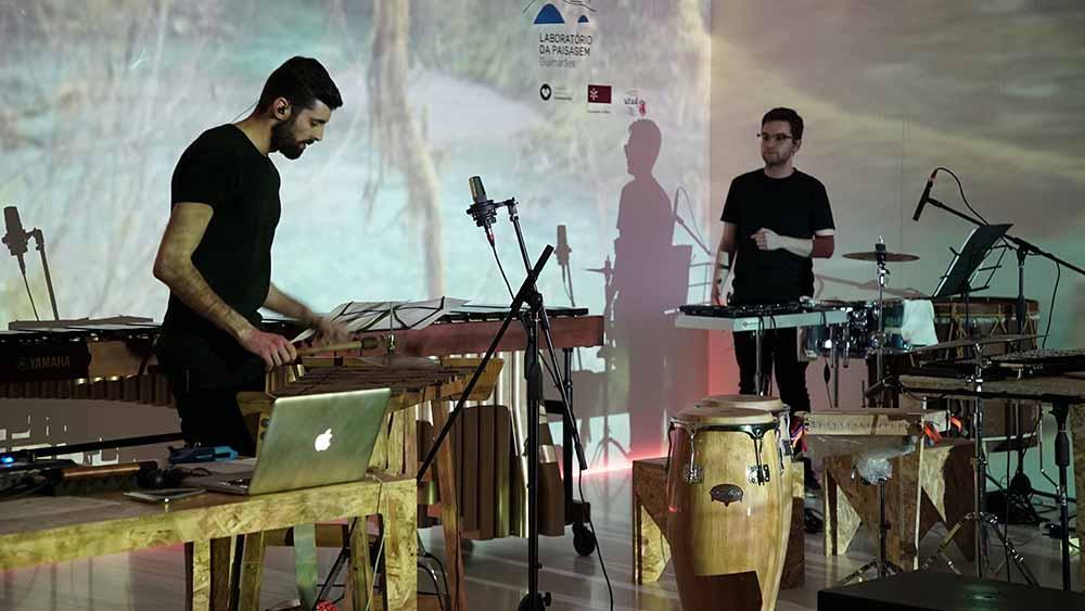 Famalicão e Guimarães recebem festival de percussão