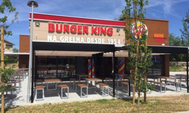 Burger King abre em Santo Tirso antes do Natal
