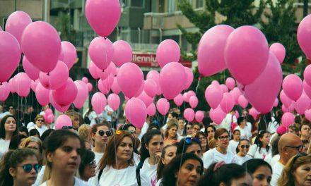 """""""Caminhada Rosa"""" marcada para 7 de outubro"""