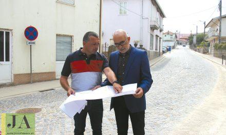 Troço sul da Avenida Manuel Dias Machado requalificado  (c/ vídeo)