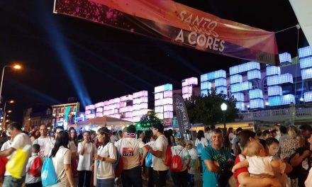 Foram mais de 10 mil os participantes na Run Tirso